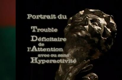 Portrait du Trouble Déficitaire de l'Attention avec ou sans Hyperactivité ( TDAH )