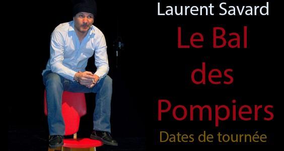 Dates de tournée – Le Bal des Pompiers
