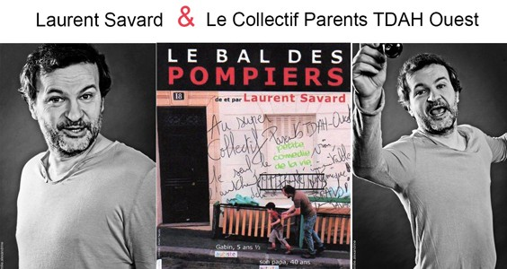 Laurent Savard & Le Collectif Parents TDAH Ouest