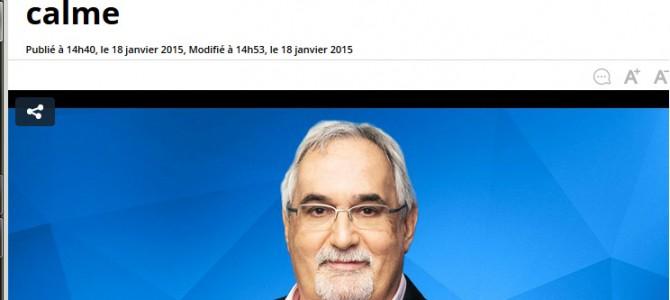 TDAH – Pr Olivier REVOL était sur Europe 1 le 18/01/2015. A écouter !!