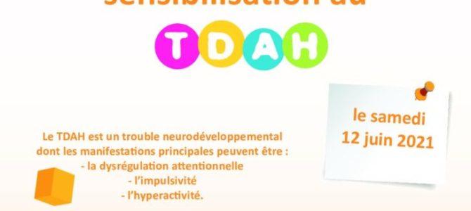 1ere journée nationale de sensibilisation au TDAH